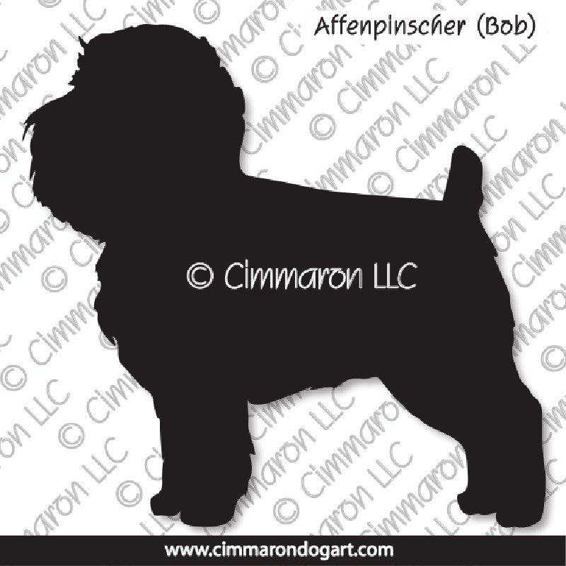 aff-001ls - Affenpinscher Long Sleeved T