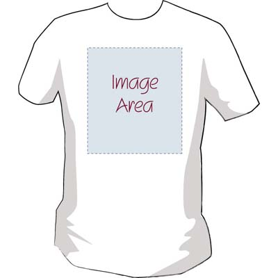 Personalized T-Shirt with Image & Text